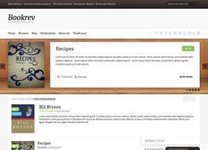 BookRev-Lite : Eine Responsive WordPress Internetseite erhalten Sie bei uns bereits ab 1400 €