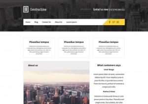 Constructzine-Lite : Eine Responsive WordPress Internetseite erhalten Sie bei uns bereits ab 1400 €