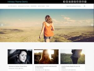 Inkness : Eine Responsive WordPress Internetseite erhalten Sie bei uns bereits ab 1400 €