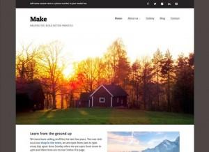 Make : Eine Responsive WordPress Internetseite erhalten Sie bei uns bereits ab 1400 €