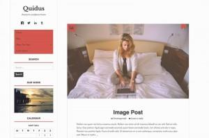 Quidus : Eine Responsive WordPress Internetseite erhalten Sie bei uns bereits ab 1400 €