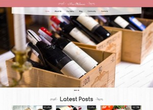 Restaurant-Theme : Eine Responsive WordPress Internetseite erhalten Sie bei uns bereits ab 1400 €