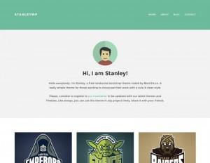 StanleyWP : Eine Responsive WordPress Internetseite erhalten Sie bei uns bereits ab 1400 €