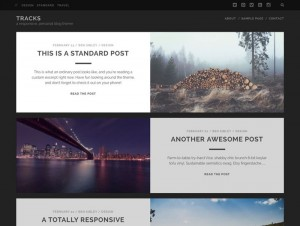 Tracks : Eine Responsive WordPress Internetseite erhalten Sie bei uns bereits ab 1400 €